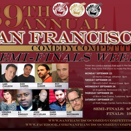 International San Francisco Comedy Competition