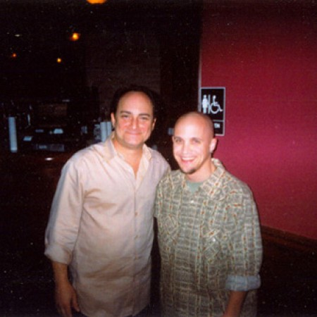 Me and Kevin Pollack (Orlando, Fl.)
