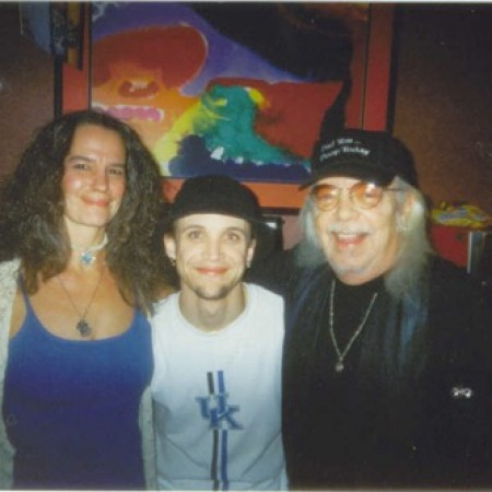After the show with one of the biggest sweetheart's I've ever had the pleasure of working with and Last Comic Standing's own Jim Wiggins (R.I.P. Jimmy, you will be sorely missed!!) - Bluefield, Wv. circa 2002